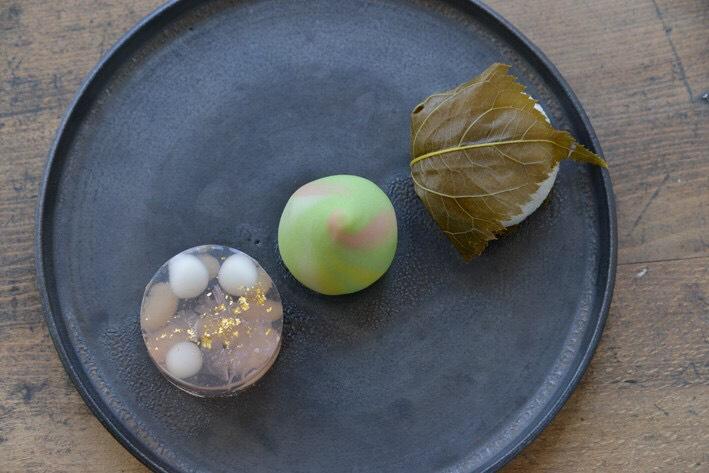 2018.3月和菓子sakura